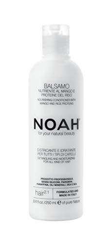 NOAH 2.1Pflegende Spülung mit Mango und Reis Proteine 250ml