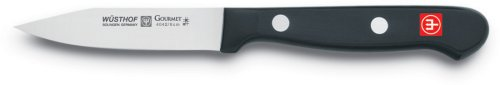 WÜSTHOF Gourmet Three Piece Pairing Knife Set | 3-Piece German Knife Set | Precise Laser Cut High Carbon Stainless Steel Pairing  Knife Set  - Model 9727