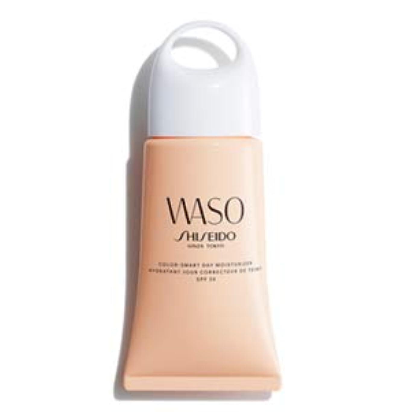 先例天皇名詞WASO(ワソウ) カラー スマート デー モイスチャライザー PA+++ / SPF30 (日中用乳液)_53g