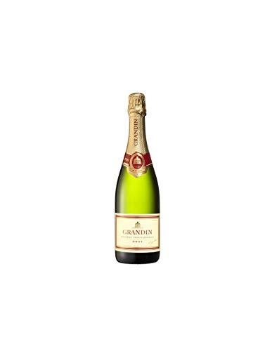 Vino Espumoso método Champagne  - Grandin Brut 75 cl