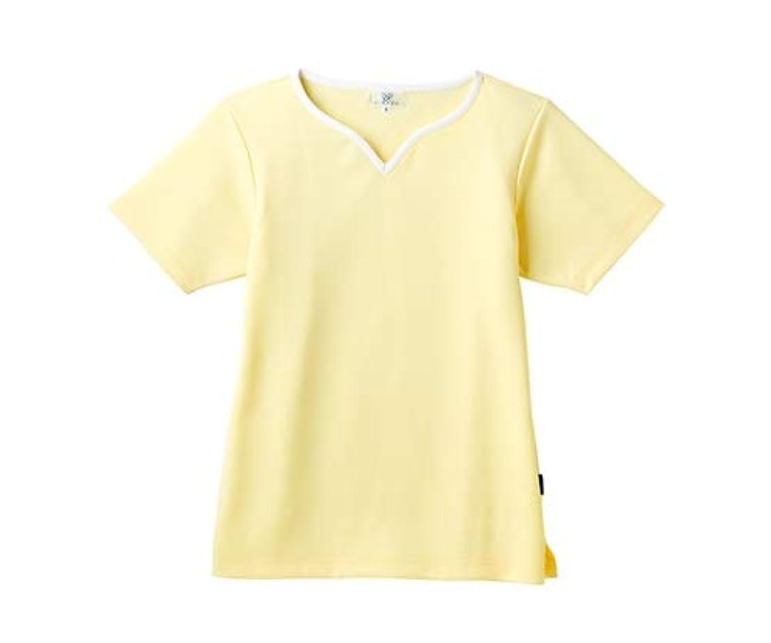 深い雇用悲しいことにトンボ/KIRAKU レディス入浴介助用シャツ CR161 3L クリーム