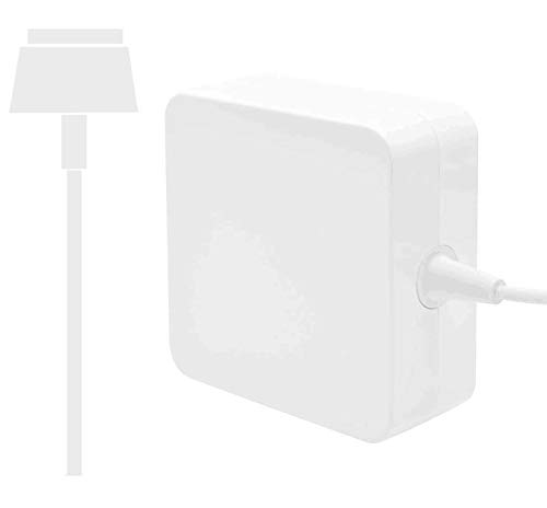 Mac Pro Charger, 85W Power Adapter Replacement for MacBook Pro Charger T-Tip with Retina Display After Mid 2012 for Laptop 13' 15' 17' by Uflatek