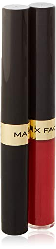 Max Factor, Lucidalabbra 2 in 1 Lipfinity, 115 Confident, 2,3 ml/1,9 ml