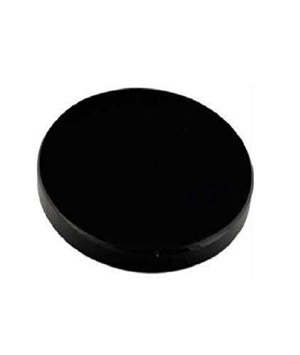 4' Black Obsidian scrying mirror