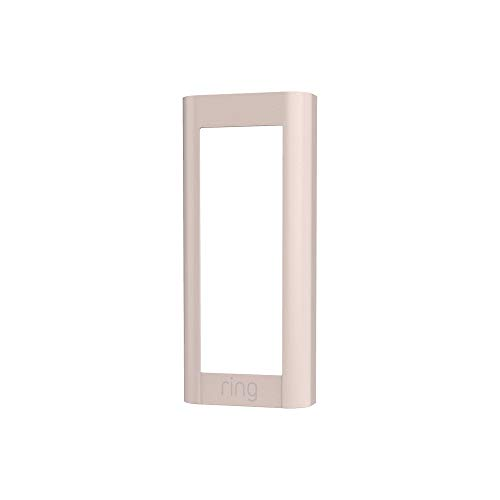 Ring Video Doorbell Pro 2 (2021 release) Faceplate - Cotton Blush