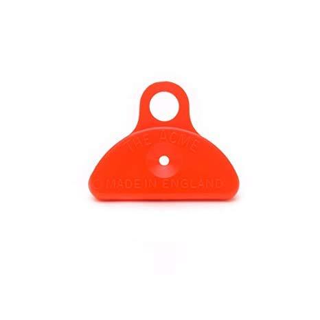 ACME Whistles Sifflet à Bouche Sheperds n°576 en Plastique Rouge