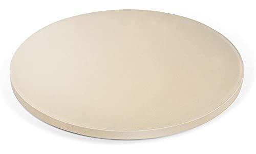 Round Pizza Baking Stone 9' Diameter, White