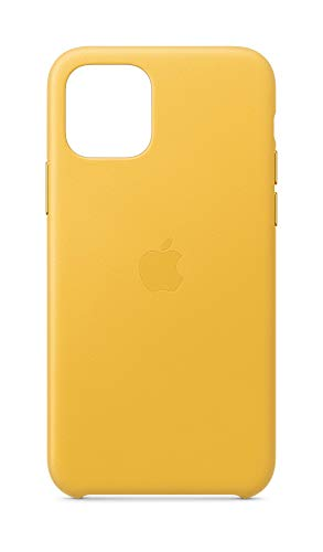 Apple Leder Hülle (für iPhone 11 Pro) - Sonnengelb