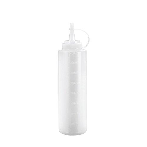 IBILI 773902 Flacon, Plastique, Blanc, 5 x 5 x 20 cm