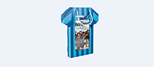Pack camiseta Futbolisimos (Los Futbolísimos)