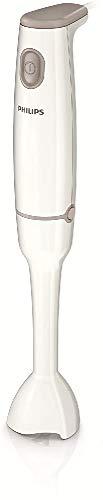 Philips HR1600 Batidora de mano, 550 W, Plástico, Blanco