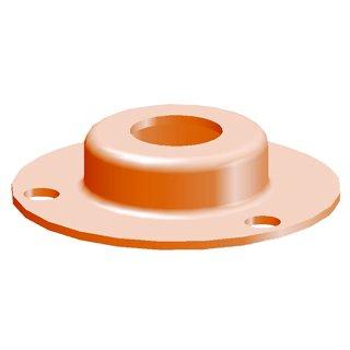 ATIKA Ersatzteil | Trommellagerdeckel für Betonmischer EM 125 L/EM 140 L/Comet 130 / Profi 145