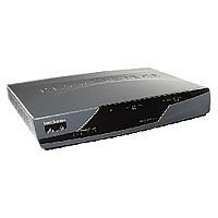 Cisco 871 Ethernet Negro - Router (0-40 °C, -20-65 °C, 10-85%, 5-95%, 0-3000 m, 0-4570 m) (Reacondicionado)