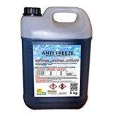 Anticongelante concentrado puro 5Lt para circuitos de raffeddamento y calefacción