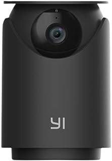 YI Dome U Camera Pro 2K Indoor Security Pan & Tilt Camera, WiFi Smart Nanny Pet Dog Cat Dome