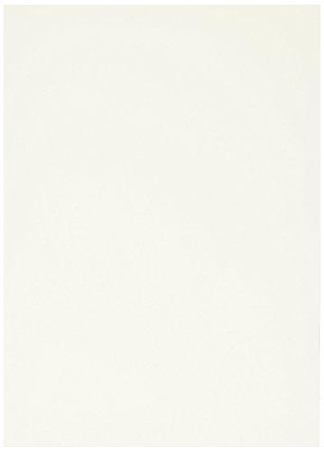 Ranger Tim Holtz Alkoholbasierende Tinte durchsichtiges Yupo Papier 10 Blätter 5x7 Zoll, Synthetic Material, 21.8 x 13.2 x 0.2 cm
