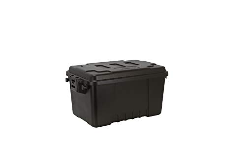 Plano Sportsman's Trunk | Premium Storage for Hunting and Outdoor Gear | 56 Quart Capacity