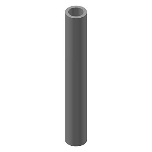 Profilrohr, Aluminium, außen rund Ø14mm, innen rund Aluminium Ø10mm, 1000mm