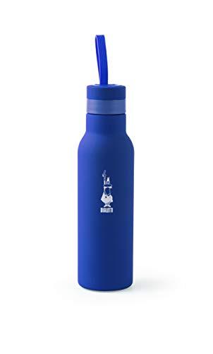 Bialetti Bottiglia Termica, Blu, 500 ml