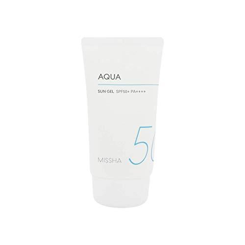 MISSHA All Around Safe Block Aqua Sun Gel SPF50+/PA++++ Sun Screen 50ml