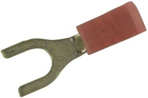 Molex Terminal Fork Tongue 10 At the price 18Awg - Red Super special price 19198-0006
