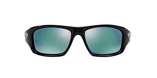 Oakley Sonnenbrille VALVE 0OO9236_12 Wayfarer Sonnenbrille 60, Schwarz