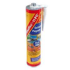 Sikaflex 10 Oz. White Polyurethane Sealant (Case of 24) 11-FC