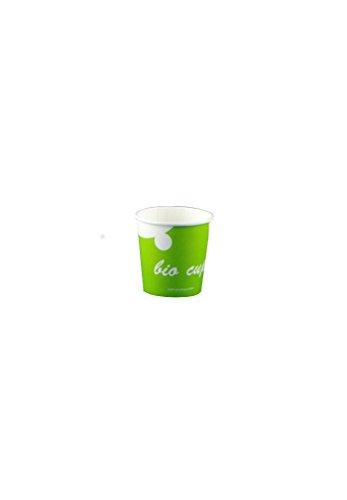 Biosylva - Petit gobelet café 12,5 cl Bio Cup 100% végétal par 50