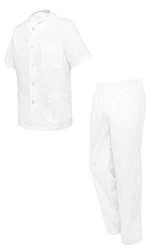 Uniforme Sanitario para Mujer. Pijama Completo para Enfermera, Médica, Hospital.