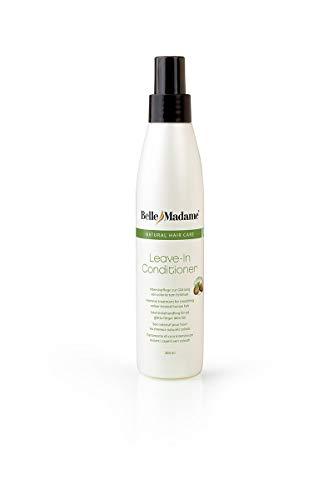 Echthaar Perücken Leave In Spray Sprühkur Conditioner 200ml Dening Hair Belle Madame Haarsysteme Extensions Toupets