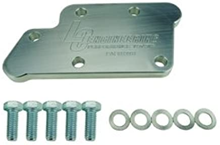 Amazon com: LC Engineering EGR Crossover Block Plate Kit