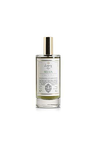 LOGEVY - Parfumeur pour environnements Eco-Spray 100 ML pour Le Bien-être de la Personne et de la Maison - Forêt Noire