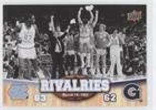 North Carolina (UNC) Tar Heels Team; Michael Jordan North Carolina (UNC) Tar Heels Team, Michael Jordan (Basketball Card) 2010-11 UD North Carolina Basketball - [Base] #89