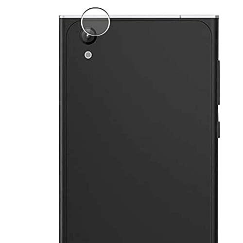 Vaxson 2 Stück Schutzfolie, kompatibel mit Obi worldphone sf1 Kamera TPU Folie Rückseitige Kameraobjektiv [nicht Panzerglas Bildschirmschutzfolie Hülle Hülle ]