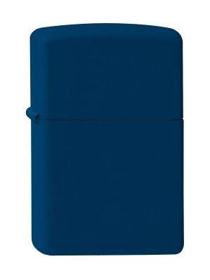 Originale Zippo navy blu opaco