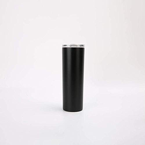 LXYZ Coffee Mug Travel Mug Eco-Friendly Reusable Coffee Mug Stainless Steel Vacuum Insulated Travel Mug with Lid Insulated Travel Mug for Outdoor Coffee-Black_20Oz