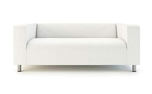 TLY Funda de repuesto para sofá de 2 plazas Klippan Loveseat de IKEA