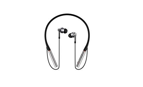 1More E1001BT-SILVER In-Ear-Kopfhörer mit Dreifacher Treiber-Bluetooth-Kopfhörer mit Hi-Res LDAC Kabelloser Soundqualität