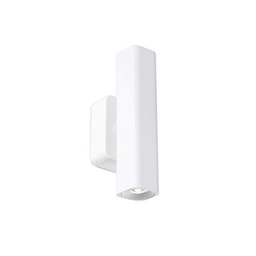 Projecteur Barcelona Lise 29888 applique () LED Ampoule fournie 12W Corps en aluminium Blanc