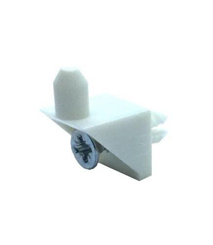 IKEA Pax Komplement Bodenträger weiß (6 Stück)