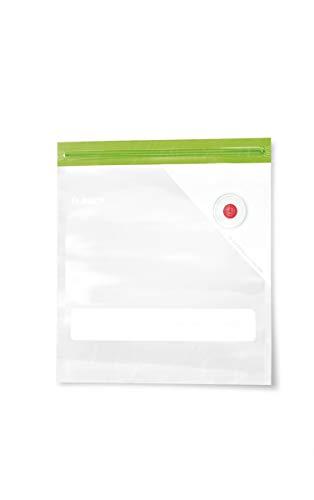 Bosch MSZV0FB1 Bolsa para envasar al vacío - Accesorio para batidoras con bomba de vacío (VitaMaxx, ErgoMixx y MaxoMixx), 1.2 litros, Plástico libre de BPA