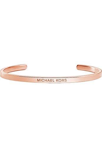 Michael Kors Damen-Armreif 925er Silber One Size Rosé 32002918