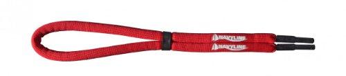 Navyline Damen Herren Neopren Brillenband Sport schwimmfähig, Farbe:rot