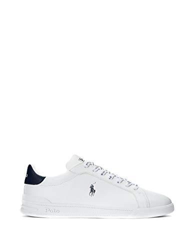 Ralph Lauren Polo Sneakers Uomo MOD. 809829824 003 White 40