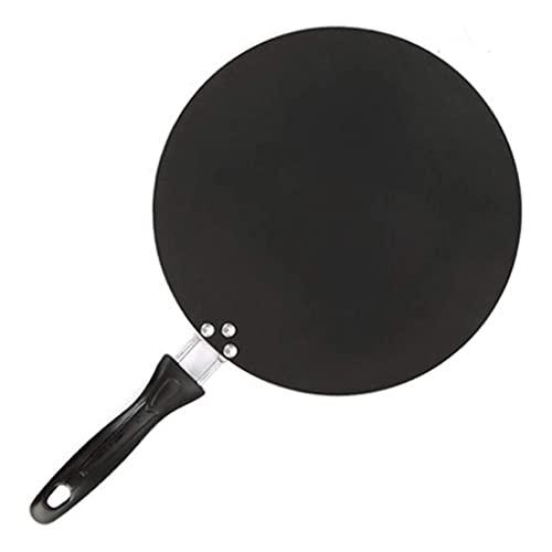 ZHUANYIYI Pancake Pans, Ferro Rotondo a Piastre Rotonde Non-Stick Crepe Padella, Cucina in Assi pentole Utensili da Cucina Cucina Cucina