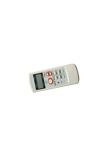 Easytry123 Remote Control for Sharp CV-P10MX CRMC-A589JBEZ CV-P10PC-R CV-P10RC Portable Air Conditioner