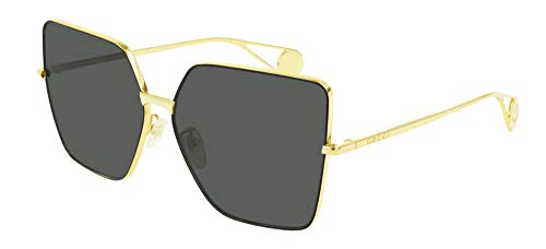 Gucci - GG0436S, Metall Damenbrillen