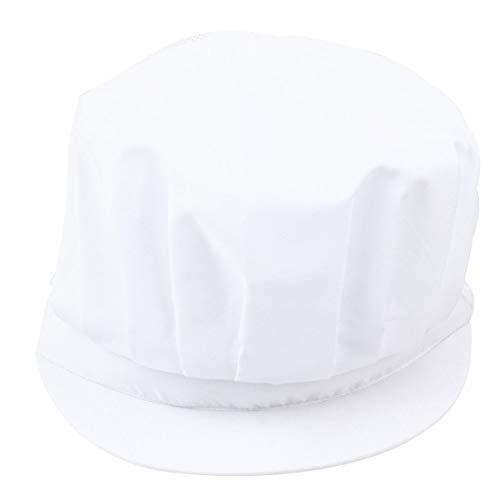 HEMOTON Cappelli da Cuoco Cappelli da Lavoro in Maglia Antipolvere Cappello da Lavoro Traspirante Cappellino da Laboratorio Cappello da Lavoro Protettivo da Laboratorio per Uomo Donna