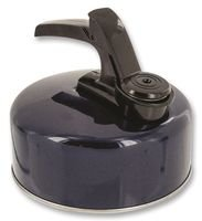 Best Price Square Small ALU Whistling Kettle, Navy CP093-DNV by Highlander