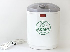 ホシノ天然酵母パン種 自動発酵器 HT-08